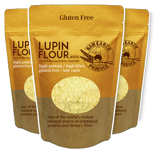 Lupin Power Baking Triple Pack