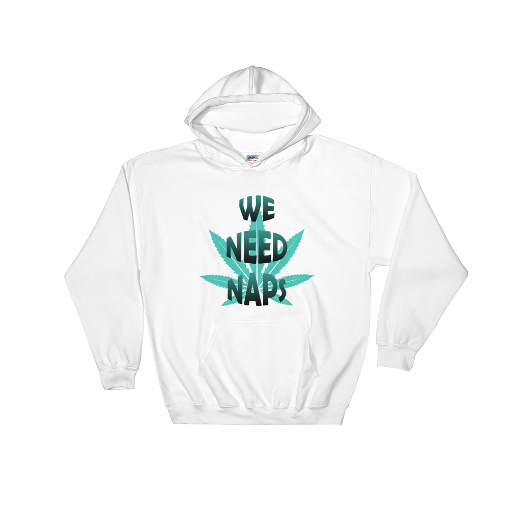 We Need Naps Unisex Hooded Sweatshirt