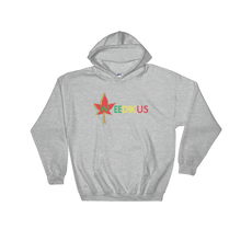 Official Weedikus Unisex Hooded Sweatshirt