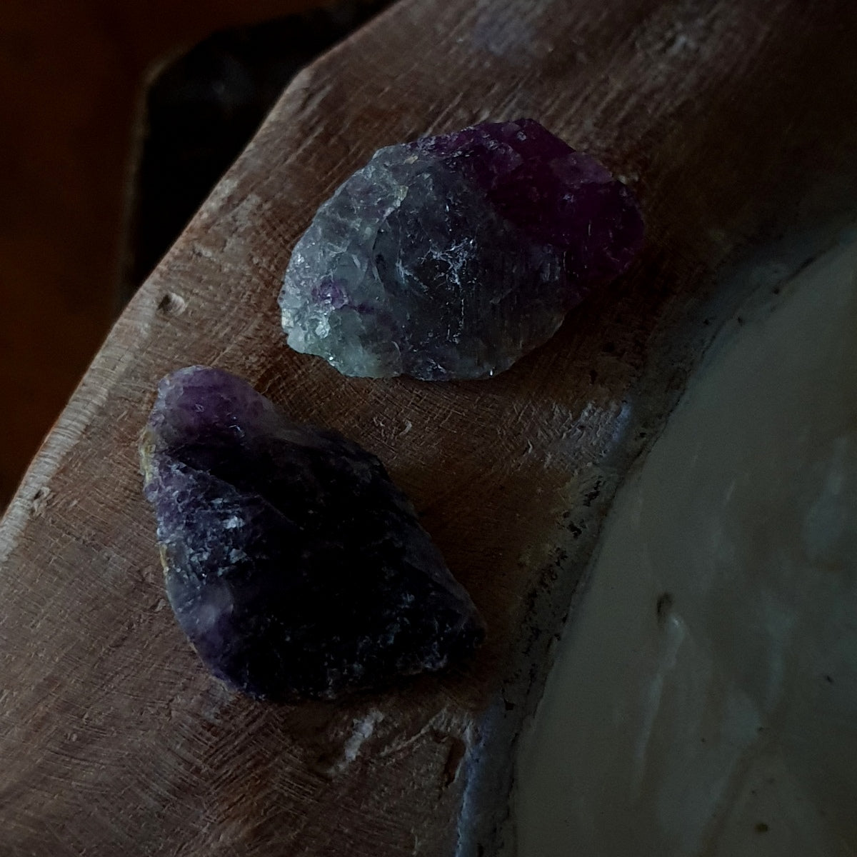 Namibian Fluorite Natural Rough Chunks - Shop Now at Illiom Crystals - Afterpay Available