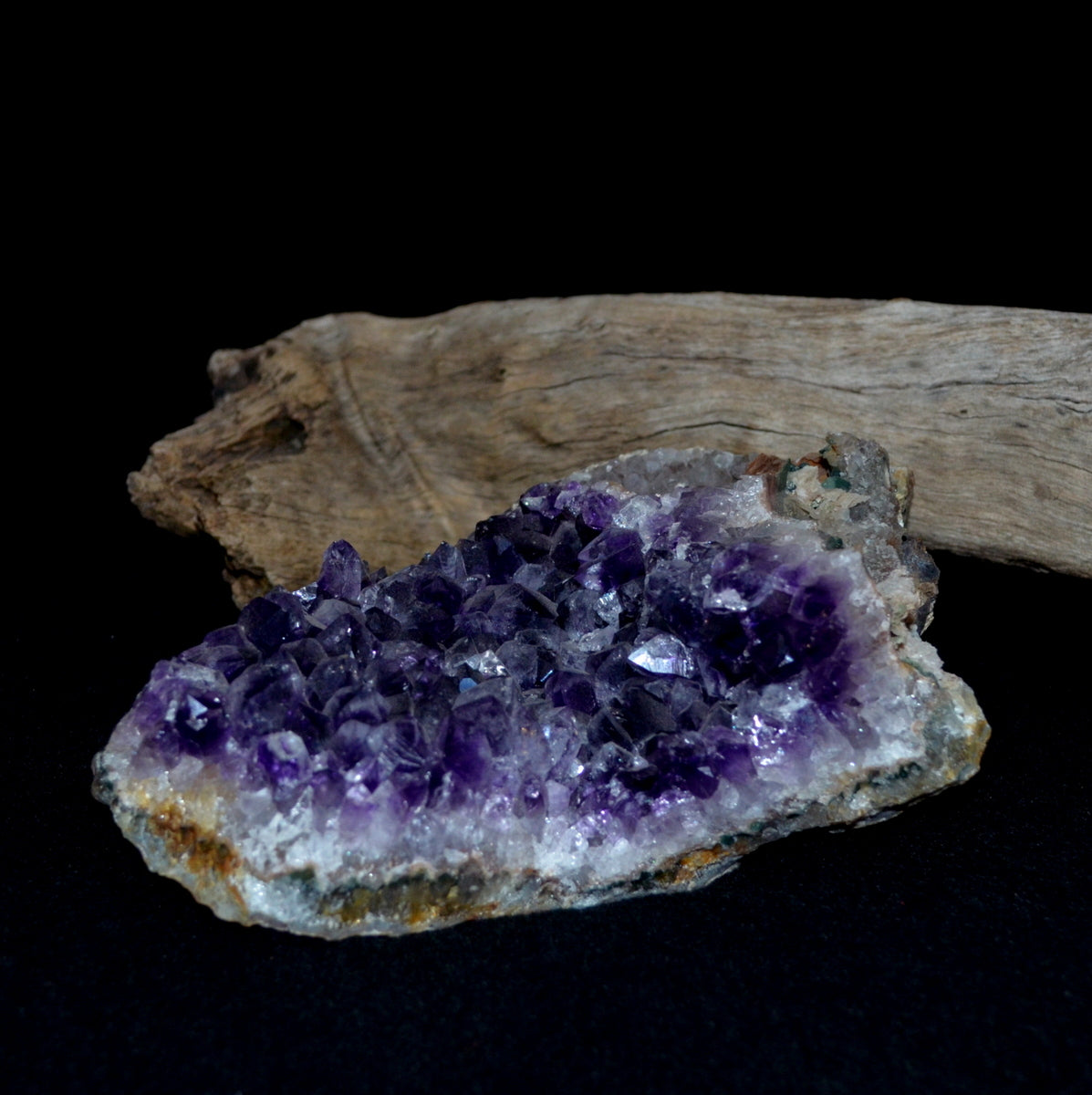 Amethyst Natural Large Cluster Uruguay - Calm Intuition Addiction - Shop Now at Illiom Crystals - Afterpay Available