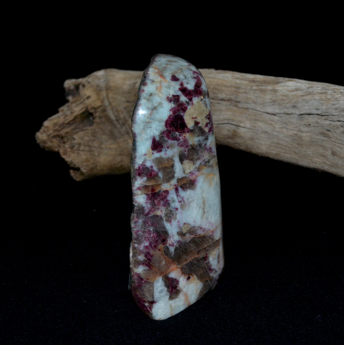 Eudialyte Polished Freeform - Harmony Grounding Balancing - Buy Now at Illiom Crystals - Afterpay Available