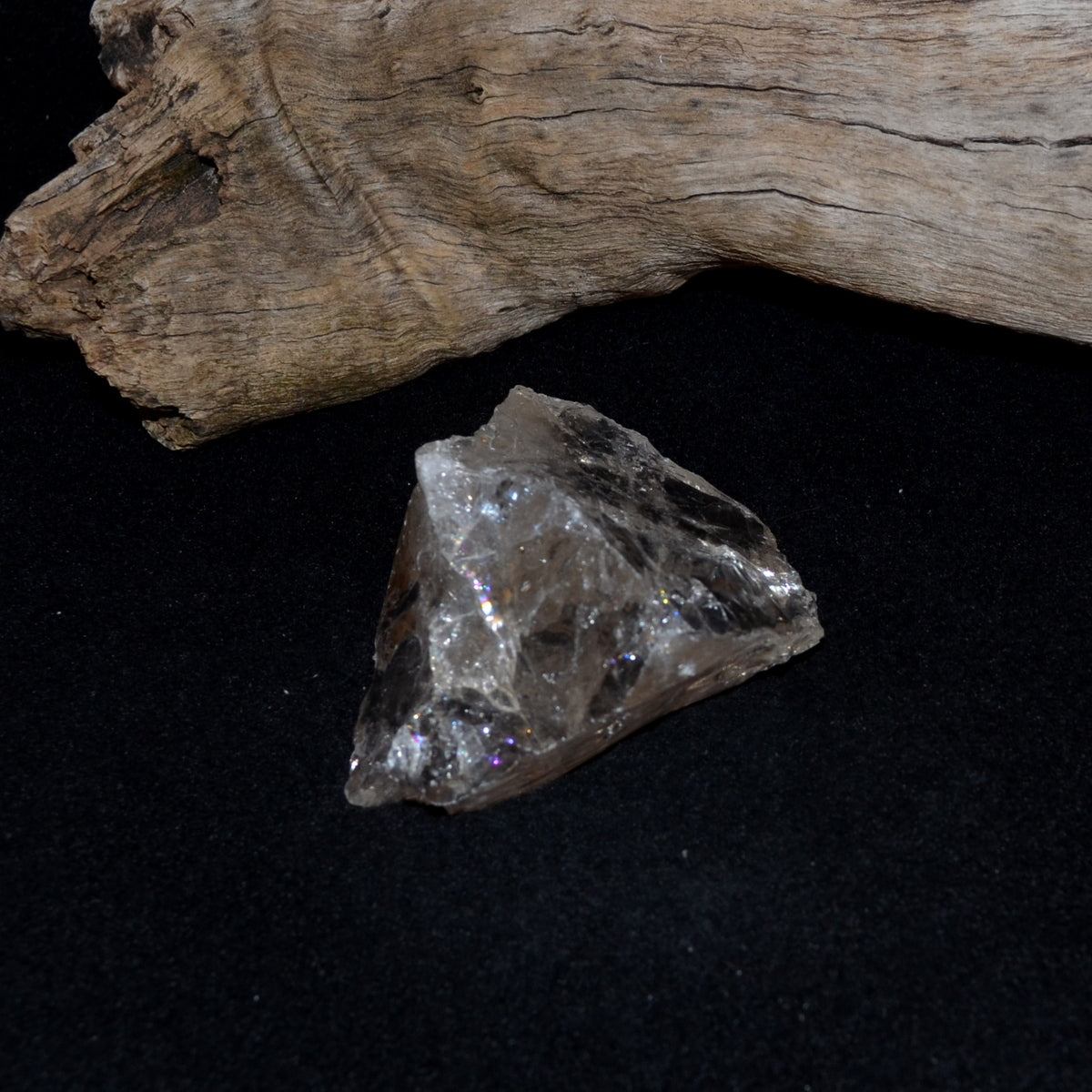 Smoky Quartz Natural Crystal - Grounding Cleansing Neutralising - Now at Illiom Crystals - We have Afterpay