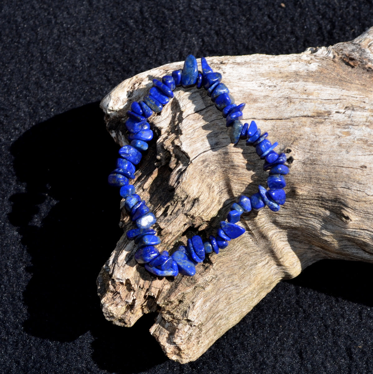 Lapis Chip Necklace and Bracelet Set - Available Now at Illiom Crystals - Afterpay Instore Now
