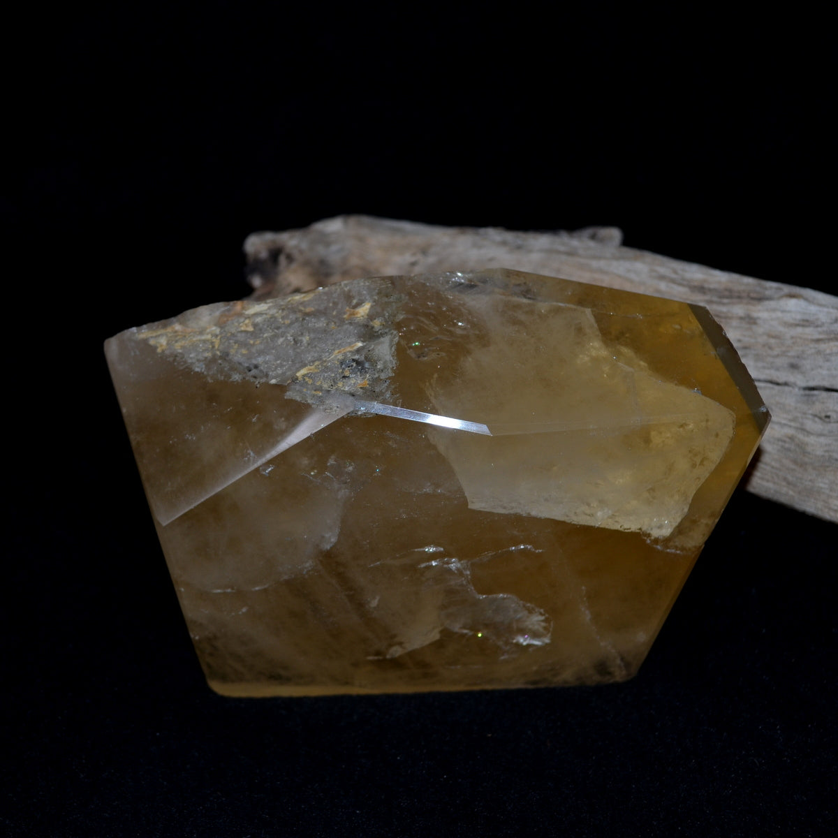 Natural Untreated Citrine Freeform - Wealth Abundance Law of Attraction Manifestation - Shop now at Illiom Crystals - We Have Afterpay