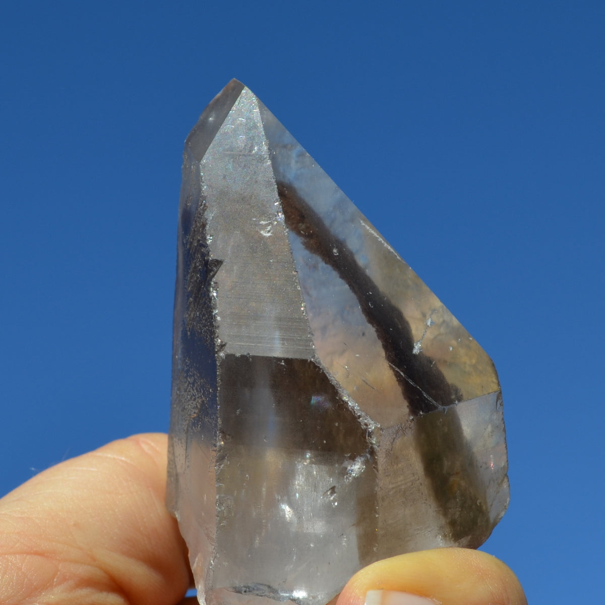 Lodolite Garden Quartz - Tranformation Inner Child Past Life Healing - Available now at Illiom Crystals - Afterpay Available