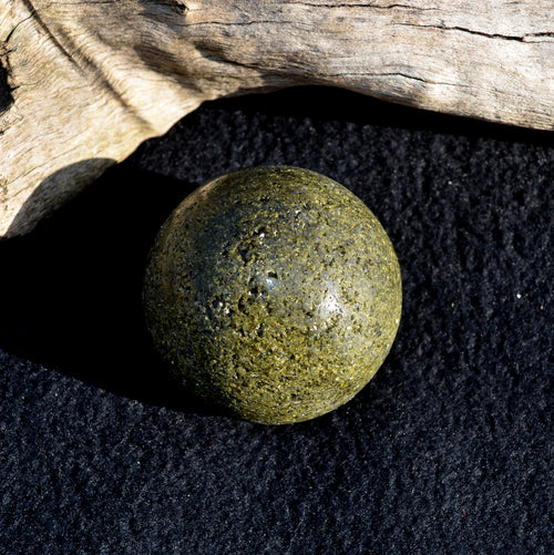Epidote Rare Sphere 62mm C (GS8806-17C)