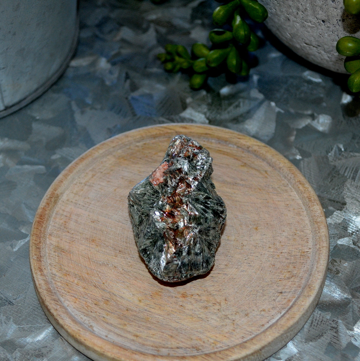 Seraphinite Rough Natural Raw Specimen at Illiom Crystals - Afterpay Available