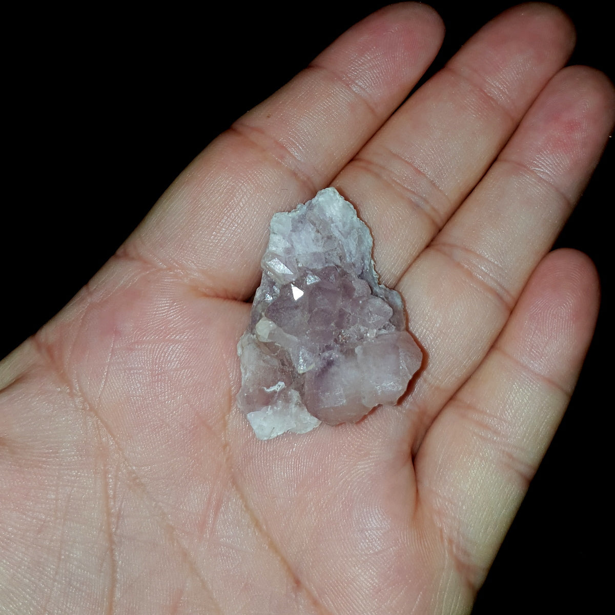 Pink Amethyst Geode Cluster - Now at Illiom Crystals - Afterpay Available