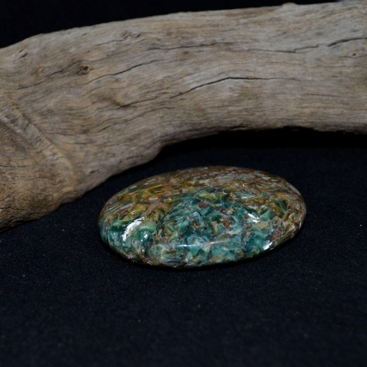 Blue Green Kyanite - Nature Nurture Balancing Heart Centre - Available now at Illiom Crystals - Afterpay Available