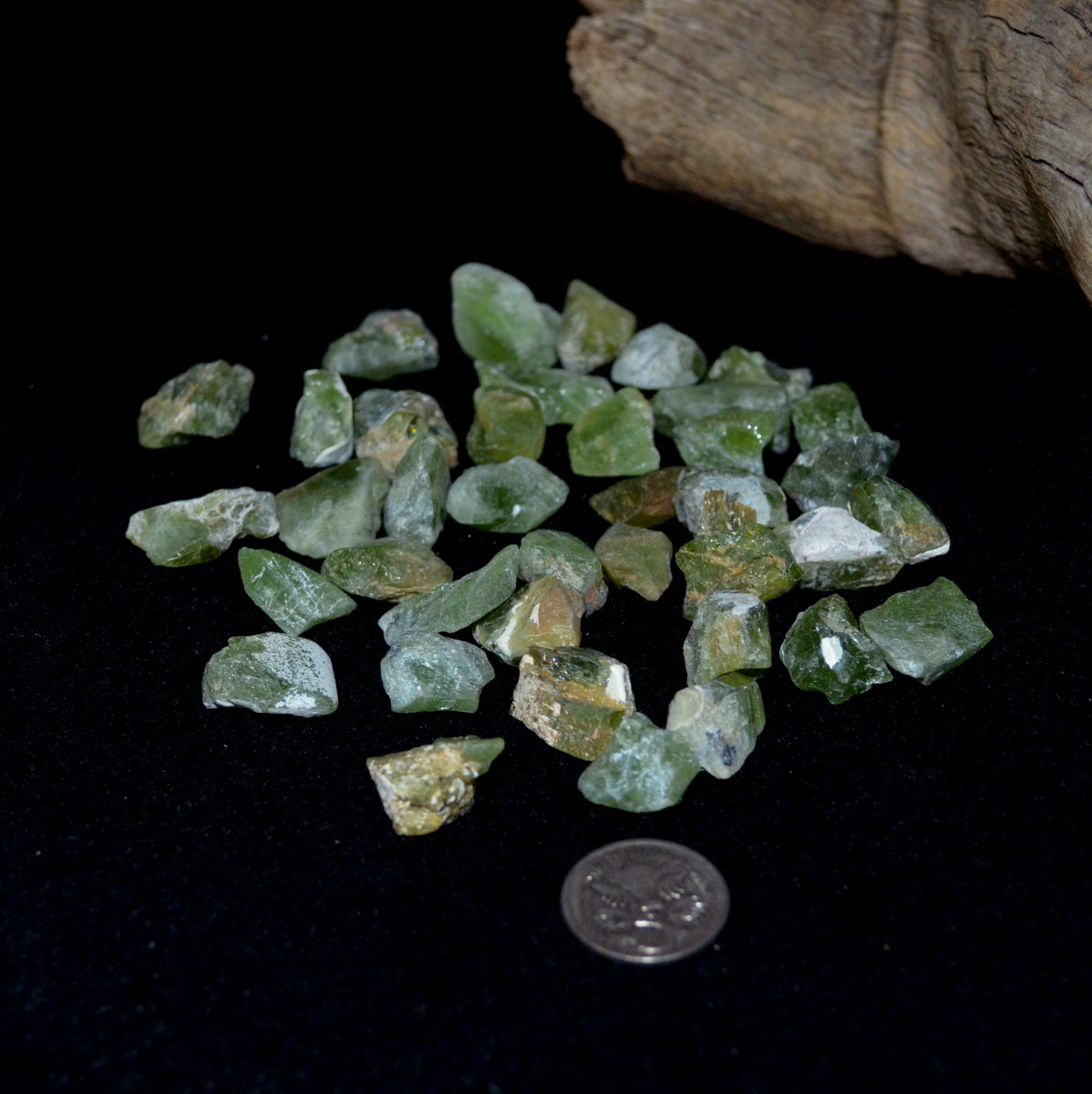 Peridot Natural Crystals - Positive Relationships Understanding Abundance - Shop Now at Illiom Crystals - Afterpay Available