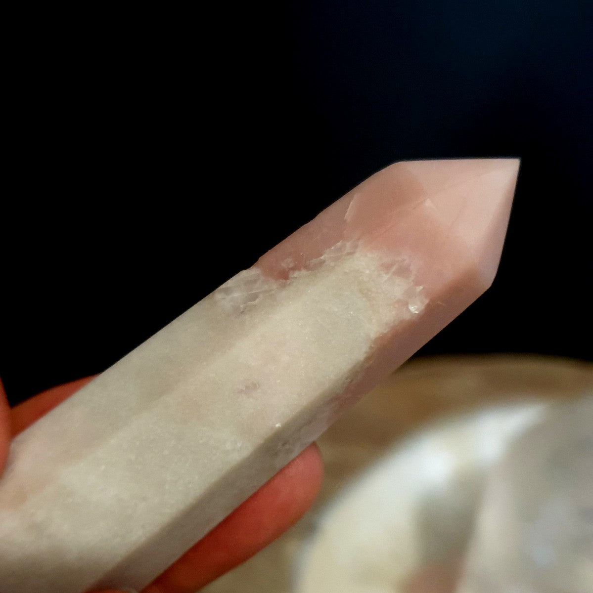 Pink Opal Matt Point B (SL1-1-2B)