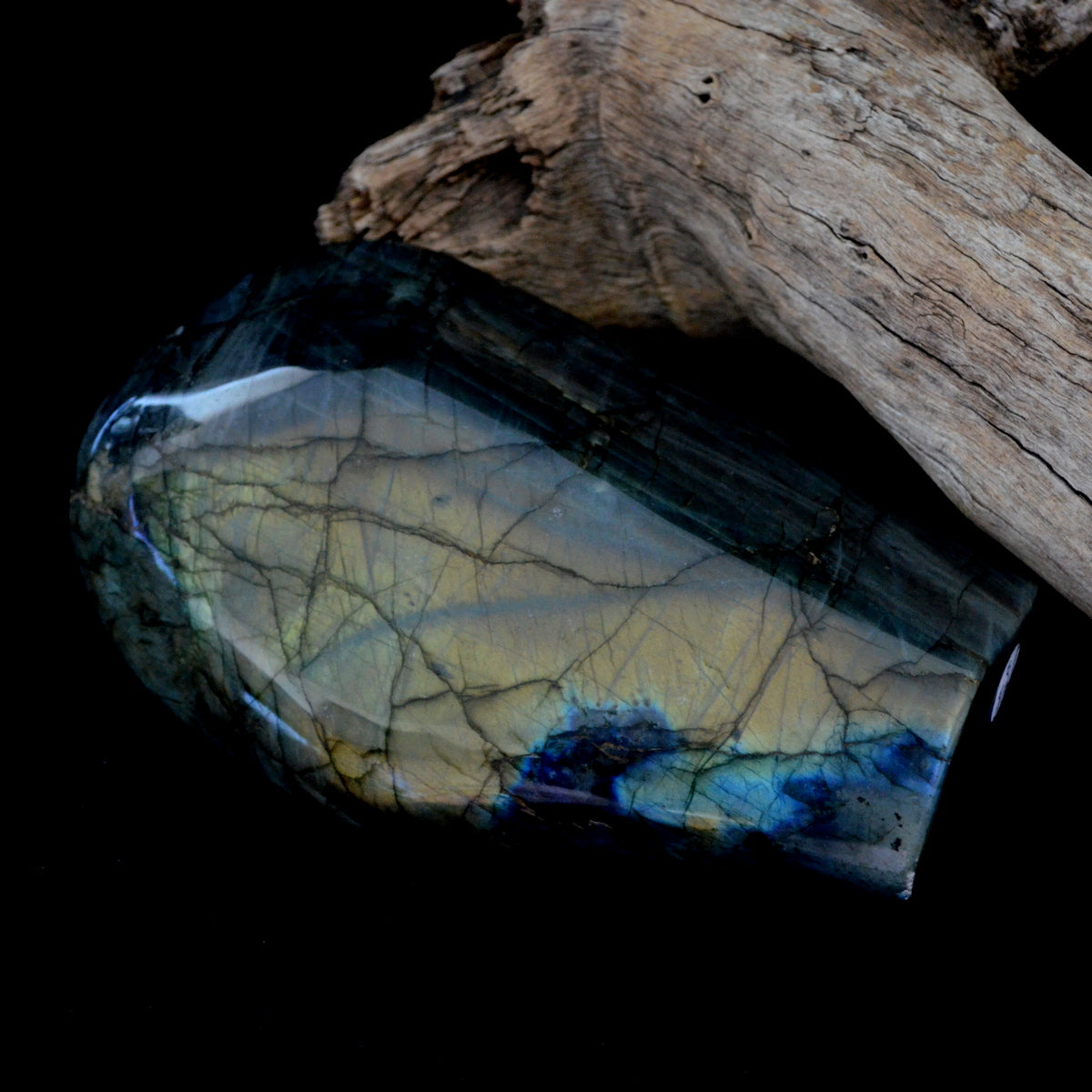 Labradorite Flashy Polished Freeform at Illiom Crystals - Afterpay Available