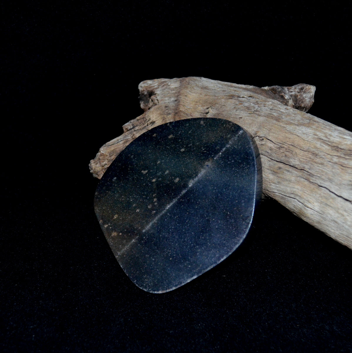 Lazulite Polished Slice - Intuition Calming Meditation - Shop Now at Illiom Crystals - Afterpay Available