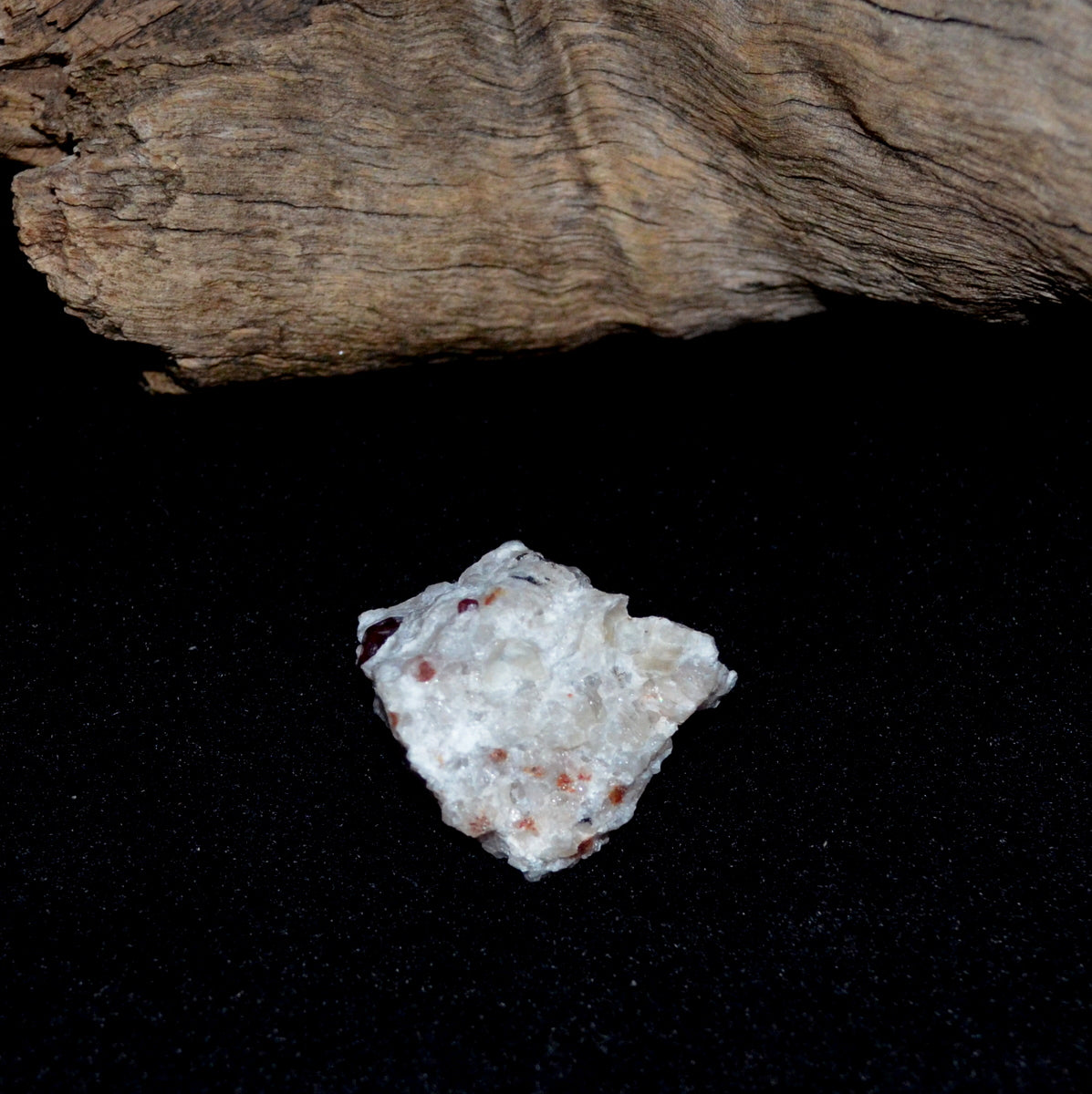 Pyrope Garnet Quartz Matrix - Loyalty Passion Relationships - Buy Now at Illiom Crystals - Afterpay Available