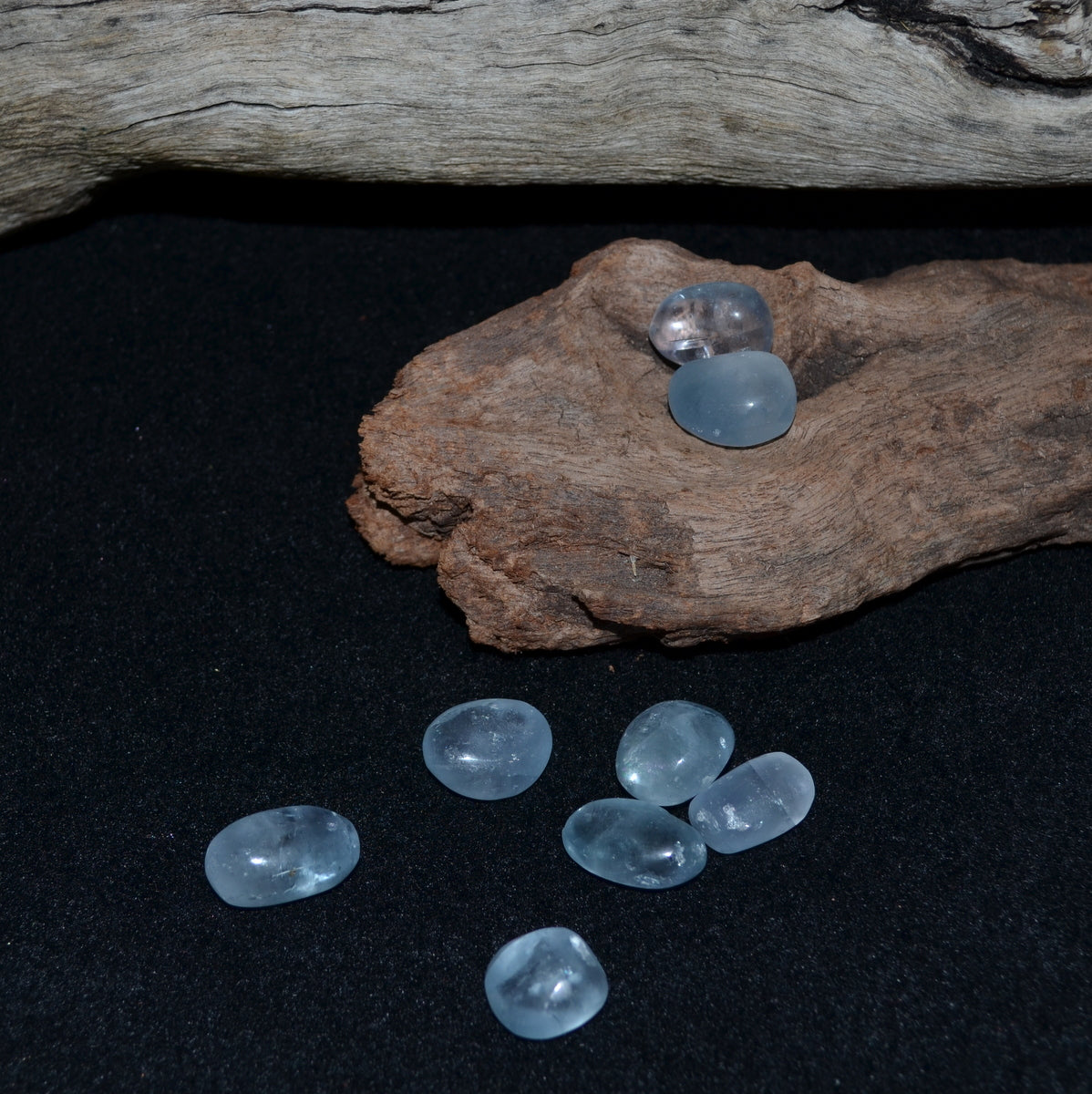 Celestite Tumbles Small  Each (T68-6A)