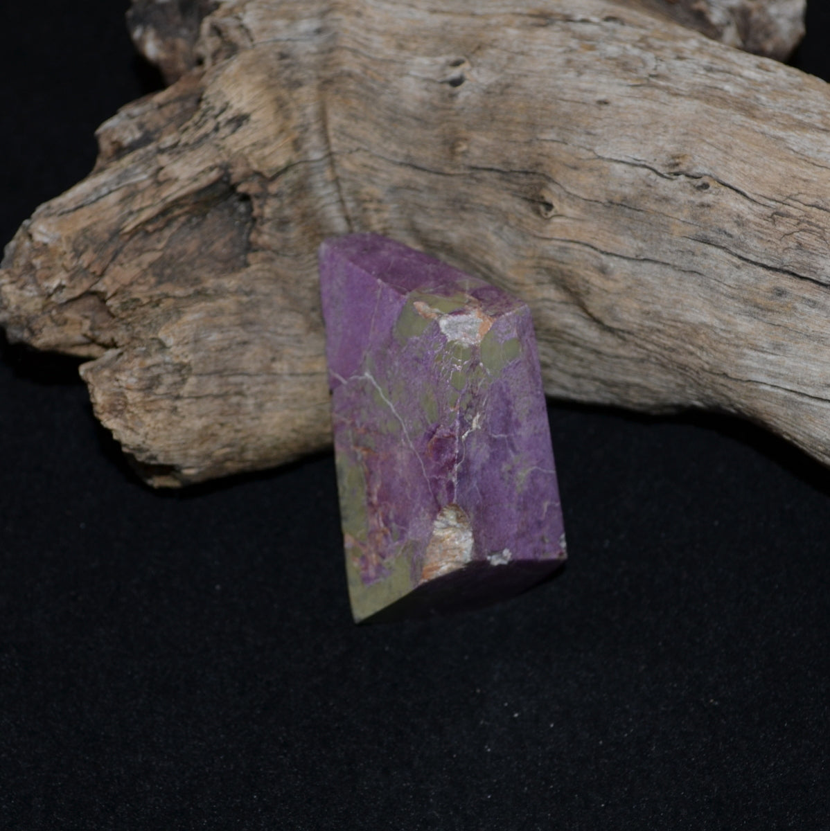 Stichtite Sperpentine Atlantisite - Healing Purple Ray Compassion - Shop Now at Illiom Crystals - Afterpay Available