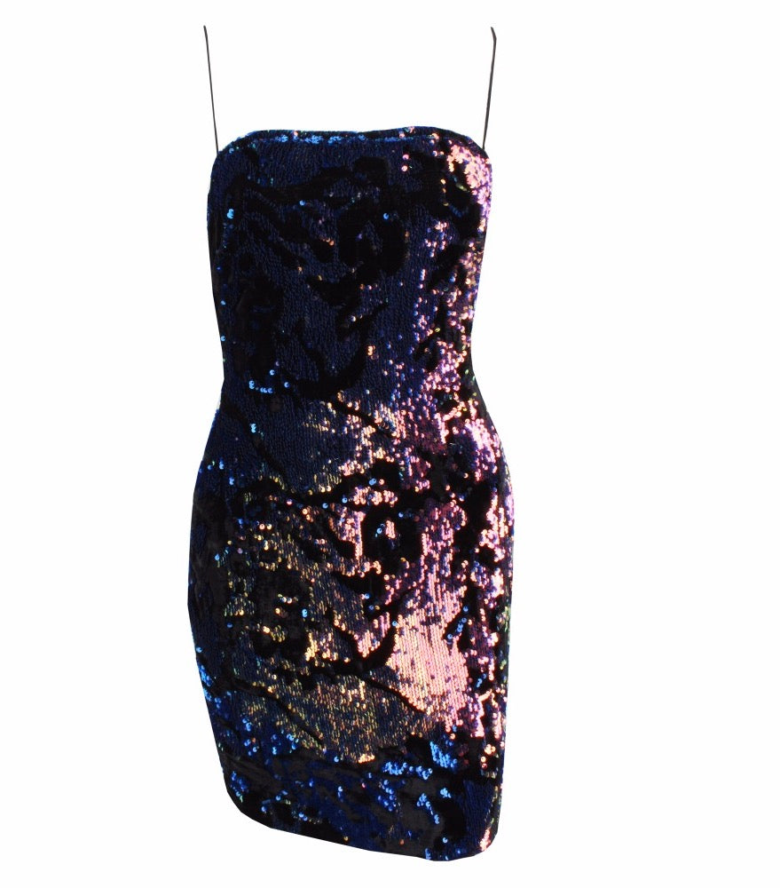 Star Light Mini Dress