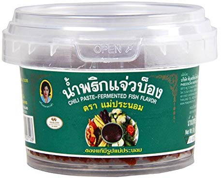 Maepranom, Chili Paste, Fermented Fish Flavour, 90 g [Pack of 2 pieces]