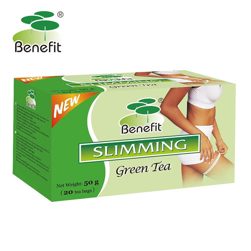 Chinese Hot Sale Benefit Slimming Tea Natural Herbal Remedy of Weight Loss Body Slim Green Tea Herbs Blending Diet Tea Burn Fat