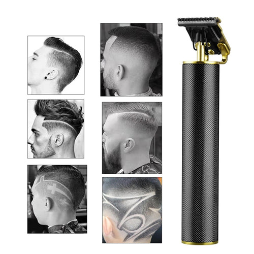 USB rechargeable ceramic Trimmer barber Hair Clipper Machine hair cutting Beard Trimmer Hair Men haircut Styling tool