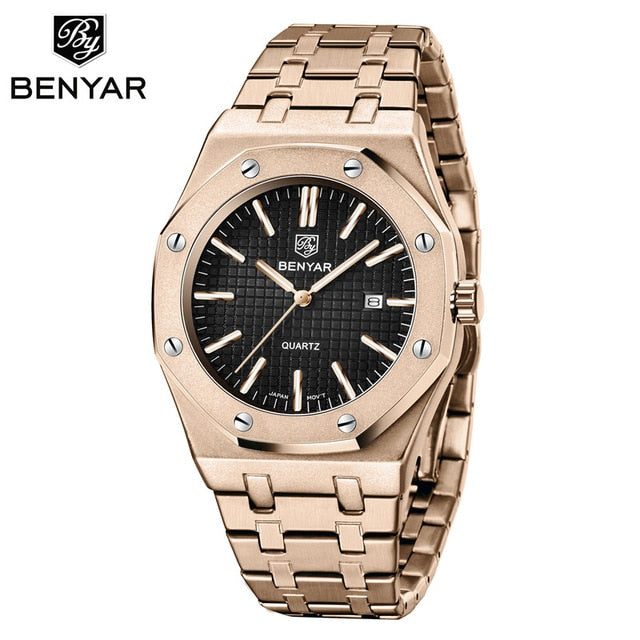 Men watches High-End Luxury Brand Quartz Watch Analog Waterproof Sport Army Military Wrist watch