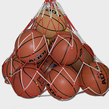 Soccer Basketball Hoop Mesh Net 10 Balls Carry Net Bag Sports Portable Balls Volleyball Outdoor Durable Standard Nylon Thread - sellhotproducts