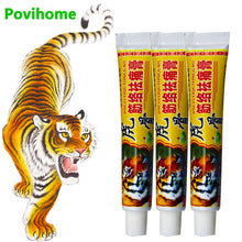 Saffron,Old Cape Herba, 3pcs Tiger Balm Analgesic Cream Ointment For Rheumatoid Arthritis Chinese Medical Ling Huang