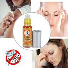 Siang Pure oil mint Refreshing Influenza refreshing brain sickness Oil for mosquito bite anti itchy