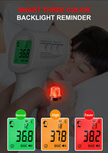 Non-contact body thermometer Forehead Digital Infrared Thermometer Portable Baby/Adult Temperature
