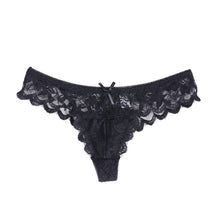 Underwear women thongs bragas sexy panties women thong lace t word pants ladies briefs - sellhotproducts