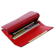 KEVIN YUN Luxury Women Wallets Patent Leather High Quality Designer Brand Wallet Lady Fashion Clutch Casual Women Purses Party - sellhotproducts