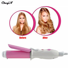 Portable Hair Styling Tools Mini Hair Curlers Pink Curling Tongs Iron Hair Roller Mini DIY Hairstyler Curl Beauty Machine HS001 - sellhotproducts