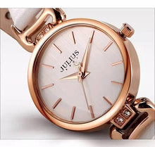 Simple Lady Women's Watch Japan Mov Retro Hours Fine Fashion Dress Bracelet Leather Girl Birthday Gift Julius Box 925 - sellhotproducts