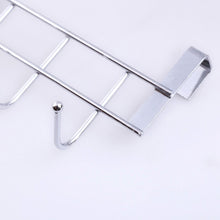 Stainless Steel House Kitchen Hanger Clothes Hooks Organizer Hanger Bathroom Accessories - sellhotproducts