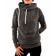 Winter Women Hoodies Female Warm Hooded Sweatshirt Long Sleeve Pockets Casual Loose Pullovers Plus Size S-5XL - sellhotproducts