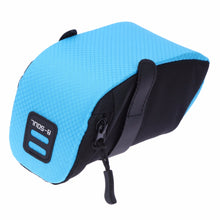 Waterproof Bike Saddle Seat Bag Cycling Key Wallet Phone Holder Bicycle Saddle Bag Rear Seat Pouch Bag - sellhotproducts