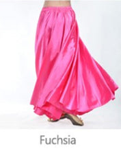 Skirt Bohemian Gypsy Skirt Chiffon Belly Dance Skirt for Women Cheap Belly Dancing - sellhotproducts