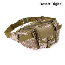 Tactical Molle Bag Waterproof Waist Bag Fanny Pack Hiking Fishing Sports Hunting Waist Bags Tactical Sports Bag Belt - sellhotproducts