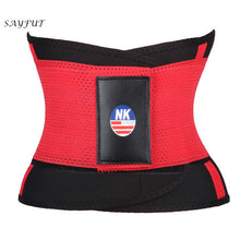 SAYFUT Waist Trainer Cincher Man Women Xtreme Thermo Power Hot Body Shaper Girdle Belt Underbust Control Corset Firm Slimming - sellhotproducts