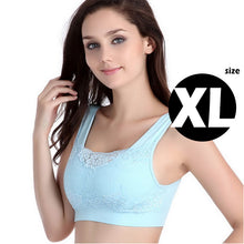 Women Crop Top Bras Padded Push Up Bra Women Sexy Lace New Fashion - sellhotproducts