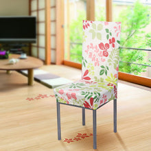 Polyester Spandex Dining Chair Covers for Wedding Party Chair Cover Dining Chair Seat Covers Removable Stretch Elastic Slipcover - sellhotproducts