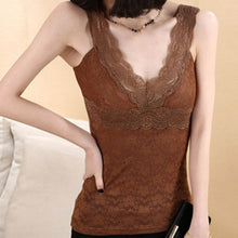 The Pest Price For Women Sexy Floral Lace Crochet Vest Sleeveless Tank Top V Neck Shirt - sellhotproducts