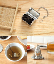 Tea Infuser Strainer Stainless Steel health 4options model life Loose Leaf Herbal Spice Filter Rocket Teapot tea house EA - sellhotproducts