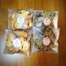 Wedding Party 100pcs/lot Translucent dots Plastic cookie packaging Bags Cupcake - sellhotproducts
