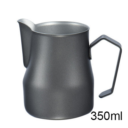 Stainless Steel Milk Frothing Pitcher Jug Espresso For Cold Brew Coffee Drinks Barista Craft - sellhotproducts