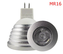 RGB LED 220V 16 Color Lights 3W E27 MR16 GU10 RGB Led Bulb Lamp Spot Light Multicolor With Remote Control