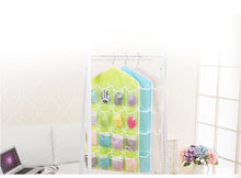 Super convenience 16 grid Storage Bags Space Saver Organizer Closet Storage underwear sock Storage Bag - sellhotproducts