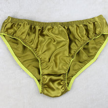 Plus Size Panties 100% Mulberry Silk Men Pure Silk Breathable Briefs L/XL/XXL - sellhotproducts