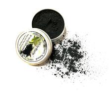 Tooth Powder Teeth Whitening by Activated Charcoal Effect Smile Bright Smoke Tea Coffee Yellow Stains - sellhotproducts